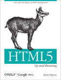 Ebook HTML5: Up and Running