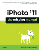 Ebook iPhoto '11: The Missing Manual