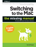 Ebook Switching to the Mac: The Missing Manual, El Capitan Edition