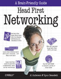 Head First Networking. A Brain-Friendly Guide