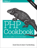 Ebook PHP Cookbook. Solutions & Examples for PHP Programmers. 3rd Edition