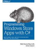Ebook Programming Windows Store Apps with C#