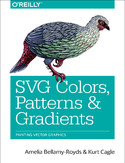Ebook SVG Colors, Patterns & Gradients. Painting Vector Graphics