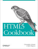 Ebook HTML5 Cookbook