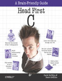 Ebook Head First C. A Brain-Friendly Guide