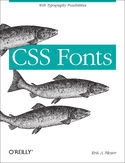 CSS Fonts. Web Typography Possibilities