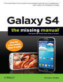 Ebook Galaxy S4: The Missing Manual