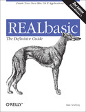 REALBasic: TDG. The Definitive Guide, 2nd Edition. 2nd Edition