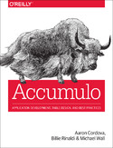Ebook Accumulo. Application Development, Table Design, and Best Practices