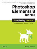 Ebook Photoshop Elements 8 for Mac: The Missing Manual
