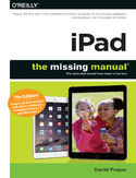 Ebook iPad: The Missing Manual. 7th Edition