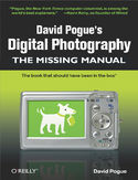 Ebook David Pogue's Digital Photography: The Missing Manual. The Missing Manual