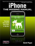 Ebook iPhone: The Missing Manual. The Missing Manual