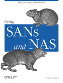 Ebook Using SANs and NAS. Help for Storage Administrators