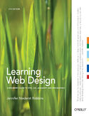 Ebook Learning Web Design. A Beginner's Guide to HTML, CSS, JavaScript, and Web Graphics. 4th Edition
