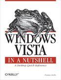 Ebook Windows Vista in a Nutshell. A Desktop Quick Reference