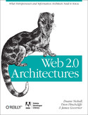 Ebook Web 2.0 Architectures. What entrepreneurs and information architects need to know