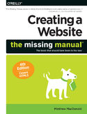 Ebook Creating a Website: The Missing Manual. 4th Edition