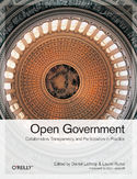 Ebook Open Government. Collaboration, Transparency, and Participation in Practice