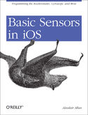 Ebook Basic Sensors in iOS. Programming the Accelerometer, Gyroscope, and More