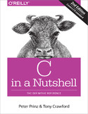 C in a Nutshell. The Definitive Reference. 2nd Edition