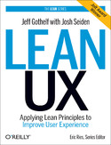 Ebook Lean UX. Applying Lean Principles to Improve User Experience