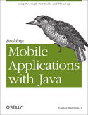 Ebook Building Mobile Applications with Java. Using the Google Web Toolkit and PhoneGap