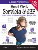 Head First Servlets and JSP. Passing the Sun Certified Web Component Developer Exam. 2nd Edition