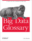 Ebook Big Data Glossary. A Guide to the New Generation of Data Tools
