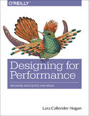 Ebook Designing for Performance. Weighing Aesthetics and Speed