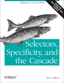 Ebook Selectors, Specificity, and the Cascade