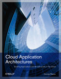 Ebook Cloud Application Architectures. Building Applications and Infrastructure in the Cloud