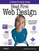 Ebook Head First Web Design. A Learner's Companion to Accessible, Usable, Engaging Websites
