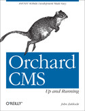 Ebook Orchard CMS: Up and Running