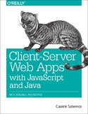 Ebook Client-Server Web Apps with JavaScript and Java