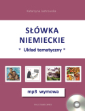 S��wka niemieckie-uk�ad tematyczny + mp3 wymowa