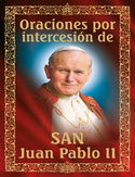 Ebook Oraciones por intercesión de San Juan Pablo II