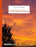 Ebook Grób Agamemnona