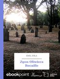 Ebook Zgon Oliwiera Becaille