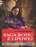 Ebook Saga rodu z Lipowej - tom 12. Odina