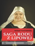 Ebook Saga rodu z Lipowej - tom 34. Milena