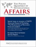 Ebook The Polish Quarterly of International Affairs 1/2013