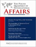 Ebook The Polish Quarterly of International Affairs 4/2013