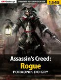 Ebook Assassin's Creed: Rogue - poradnik do gry