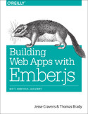 Ebook Building Web Apps with Ember.js