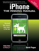 Ebook iPhone: The Missing Manual. Covers the iPhone 3G. 2nd Edition