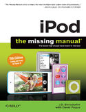 Ebook iPod: The Missing Manual. 11th Edition