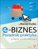 Księgarnia E-biznes. Poradnik praktyka