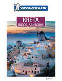 Kreta, Rodos, Santorini. Michelin. Wydanie 1