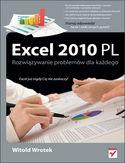 Księgarnia Excel 2010 PL. Rozwiązywanie problemów dla każdego